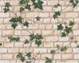 Tapeta 9804-34 Mur z Bluszczem