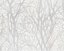 Tapeta 3009-41 Białe Gałęzie Drzew