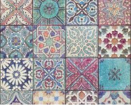 Tapeta 36205-1 Marokańskie Płytki