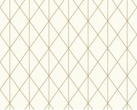 Tapeta 36575-1 Złota Mozaika